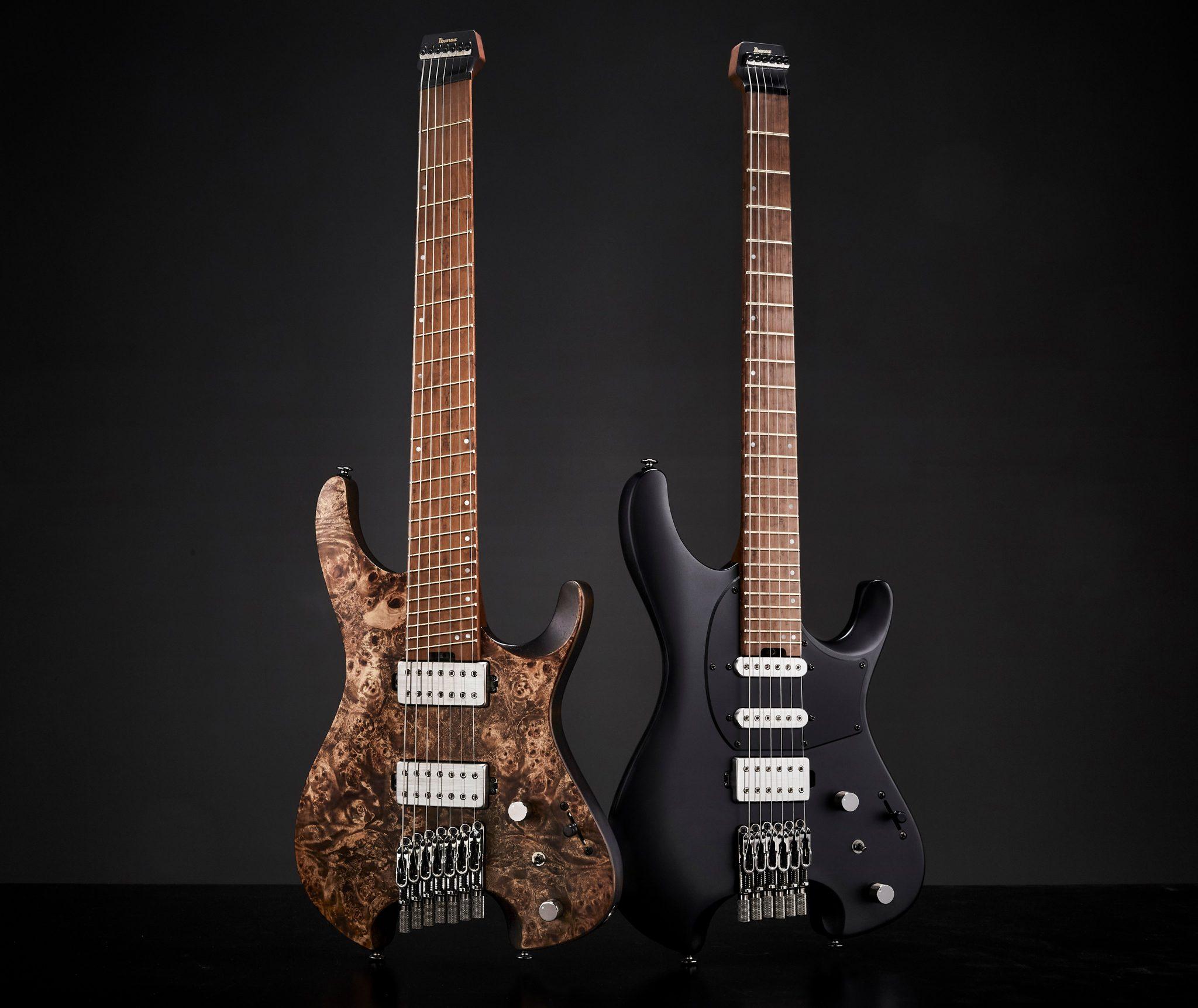 Ibanez guitar headless ICHI 10