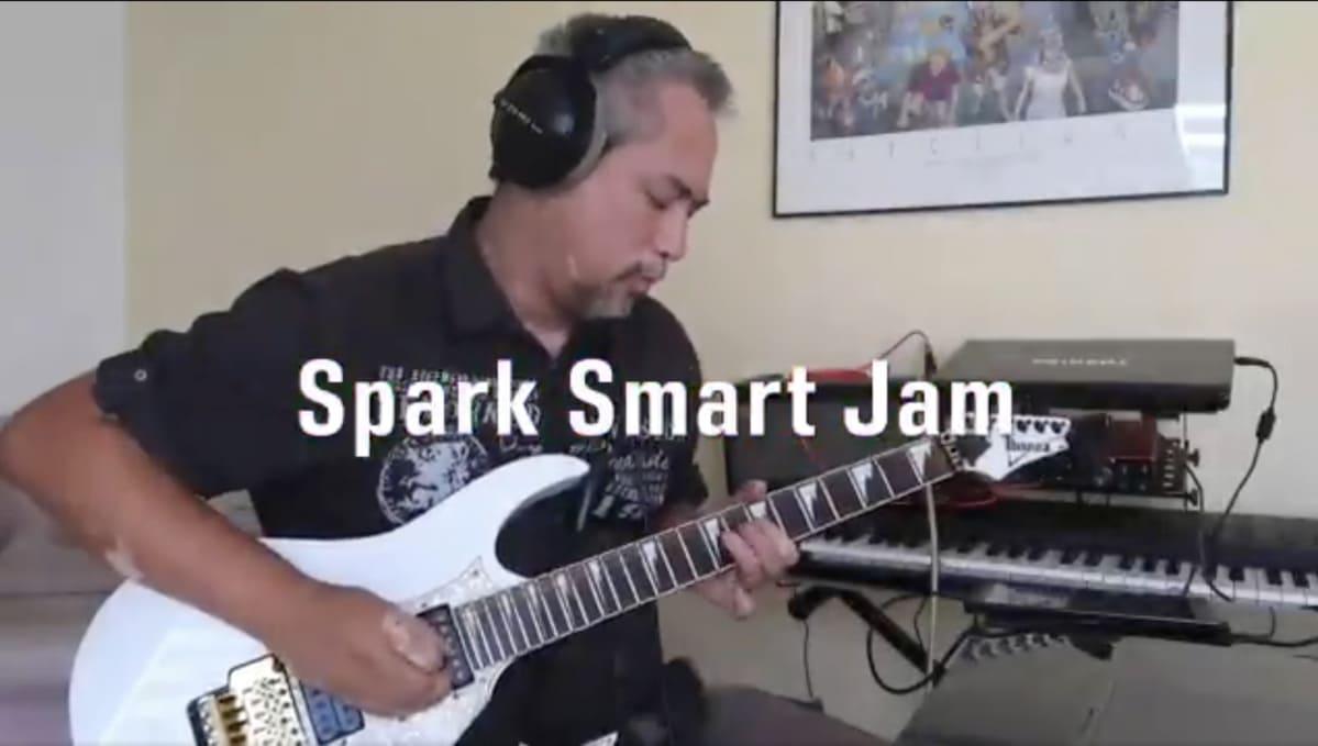 Spark Smart Jam demo