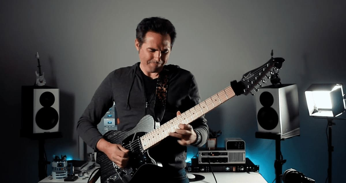 Martial Allart Vola guitares